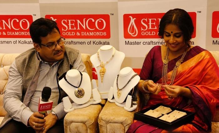 Vidya Balan: I Used To Wear Small Jhumkas Worth Rs 5