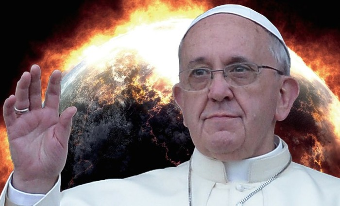 Pope Francis Slams War Agendas In Name Of Religion