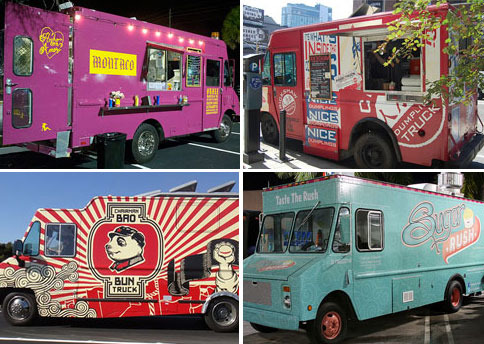 5 Food Trucks In Delhi/NCR That You Must Head To Right Away