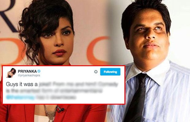 When Tanmay Bhat Mocked Priyanka Chopra & Got A Kickass Reply