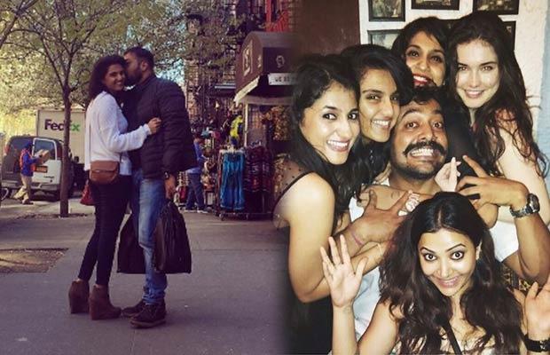 10 Unseen Photos Of Anurag Kashyap's 22-Year-Old Girlfriend Shubhra Shetty