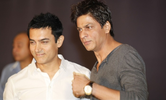 I Can Never Be As Disciplined As Aamir Khan, Says Shah Rukh!