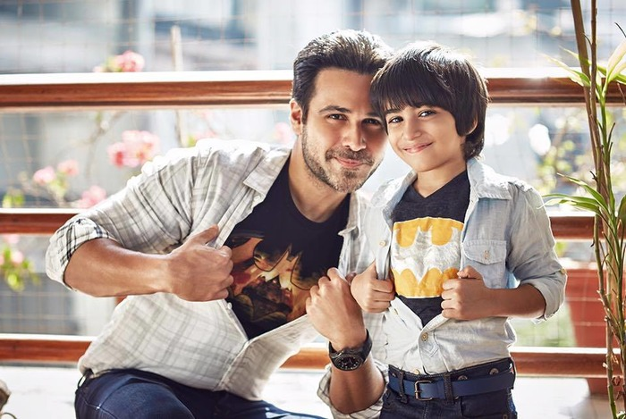 Emraan Hashmi's Son Ayaan Debuts In A Video Titled Kids For Tigers