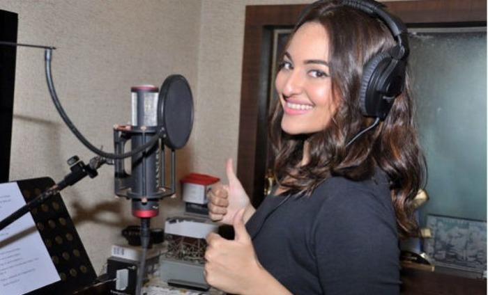 Sonakshi Sinha Croons For 'Akira'