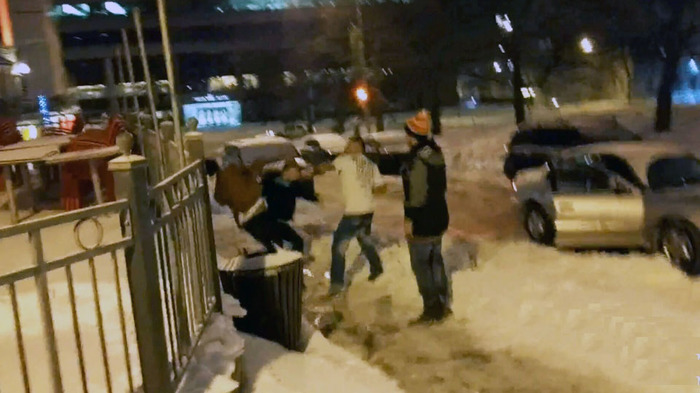 Watch: Canadian Youth Punches And Kicks Sikh Man In Quebec City