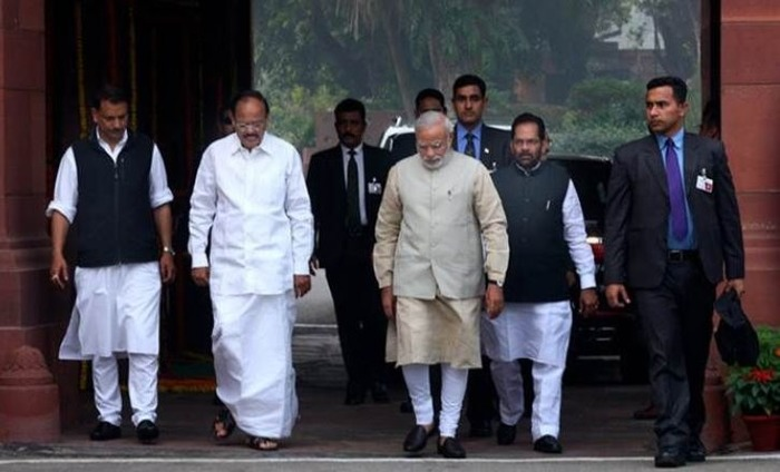 Modi To Induct 19 New Faces In Council Of Ministers