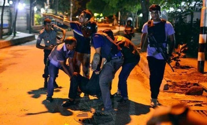 Dhaka Terror Attack: Family Of Terrorist Interrogated; Two Suspects Arrested
