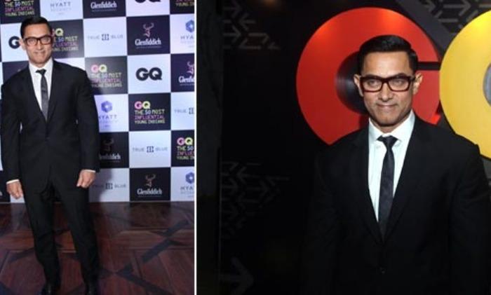 Aamir Khan Back In Form, Goes Nerdy For GQ's Power List