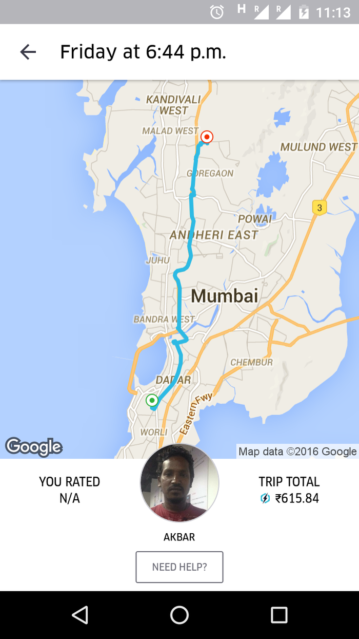 #MyCabbieTale: Here's How An Uber Driver Taught Me To Appreciate Small Things In Life