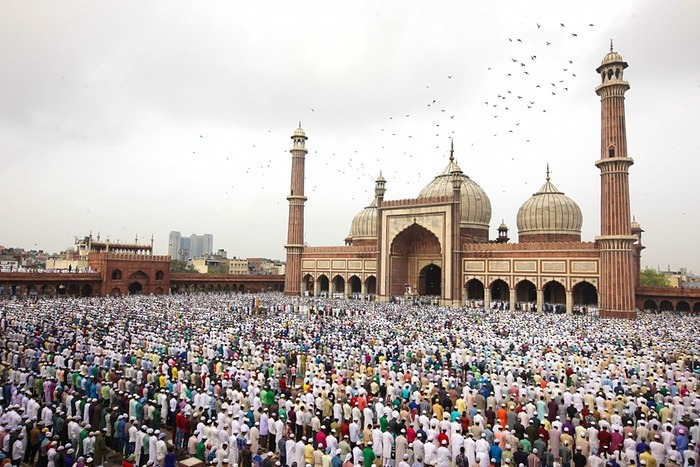 7 Places In India Where You Can Experience The Essence Of Eid Al-Fitr