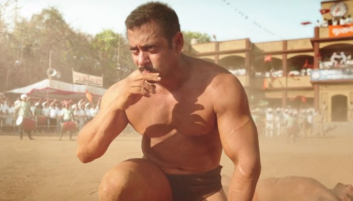 Sultan Leaked One Day Before Hitting The Big Screen!