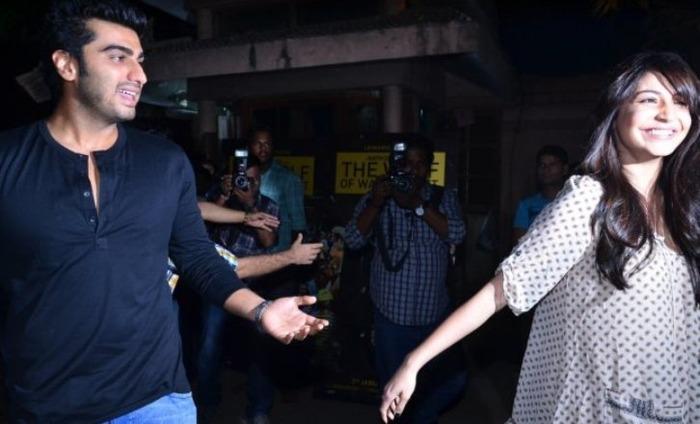 Anushka Sharma And Arjun Kapoor To Romance Each Other In 'Kaneda'