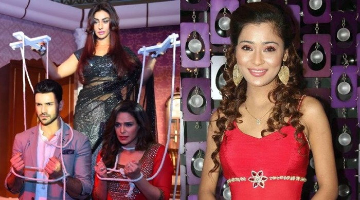 Find Out Why Sara Khan Has Replaced Maheck Chahal In Kavach