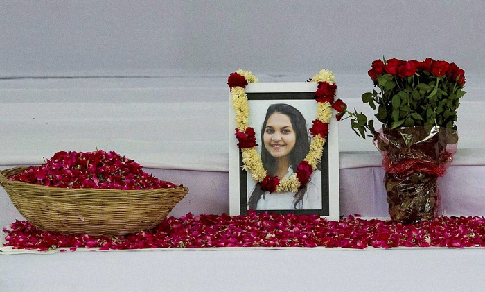Last Rites Of Dhaka Terror Victim Tarishi Jain