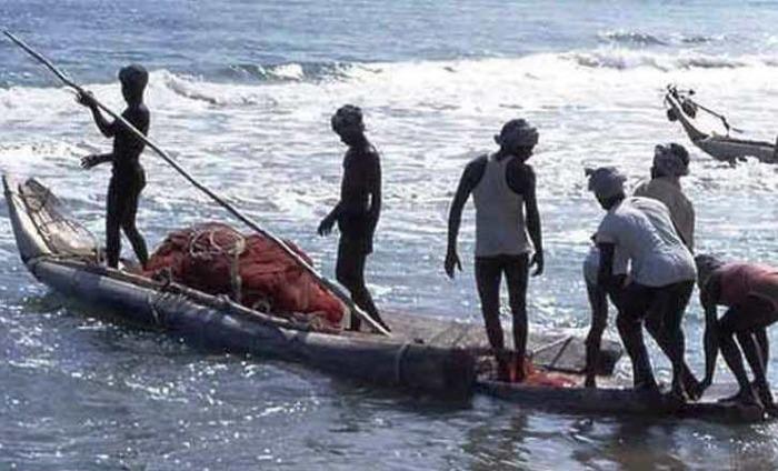 16 Tamil Nadu Fishermen Arrested By Sri Lankan Authorities