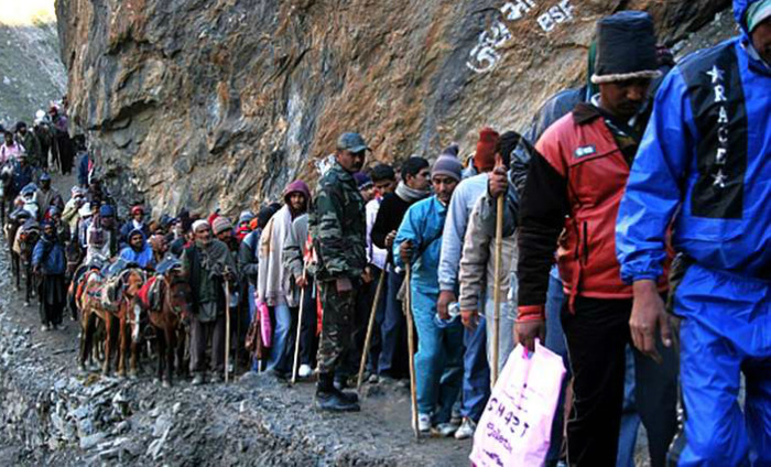 Over 71,000 Pilgrims Have Performed The Amarnath Yatra So Far, Details Inside