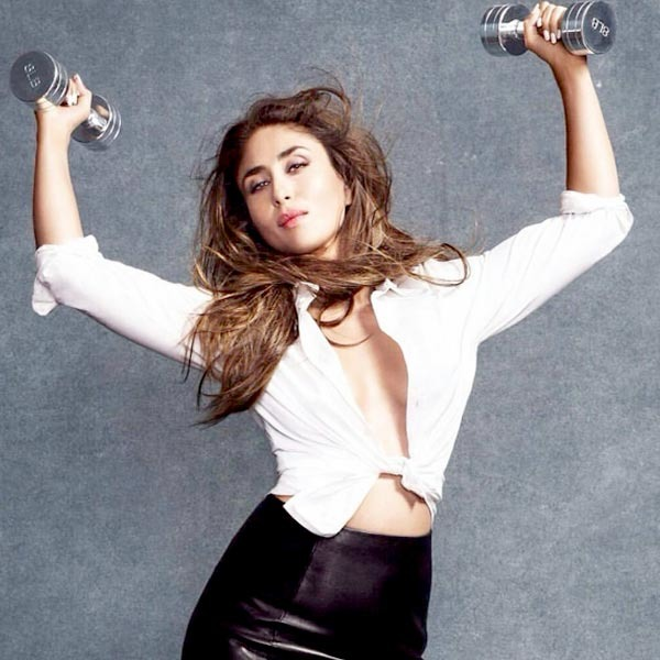 9 Photos From Kareena Kapoor's Vogue Shoot Which Are Too Hot To Handle