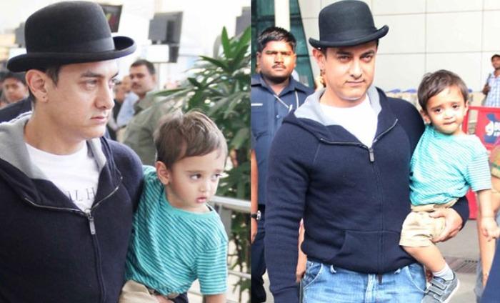 Aamir Khan Says He Gave His Son Azaad An Eidi Of Rs 2