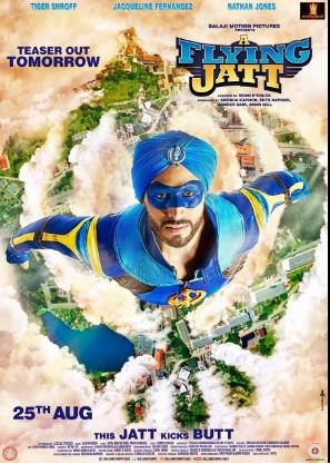 A Flying Jatt's Poster Is Out! What Do You Think Of Its Looks, Yay Or Nay?