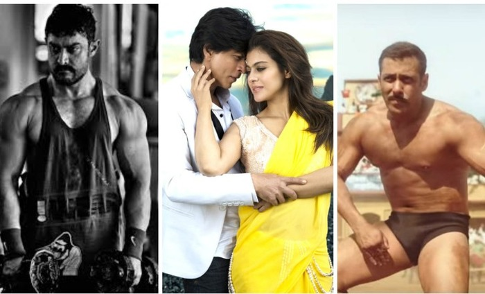 Let Aamir, Salman Wrestle, Will Stick To Romance, Says Shah Rukh