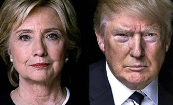 California Supports Hillary Clinton Over Donald Trump