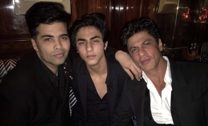 Shah Rukh Khan Has Asked Son, Aryan To See Old Classics Before Entering Bollywood