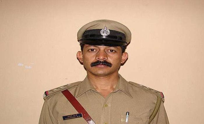 Deputy SP Commits Suicide In Karnataka