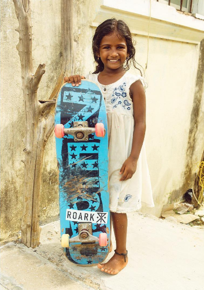 This Six-Year-Old Skater From Tamil Nadu Will Give You All The Inspiration You Need