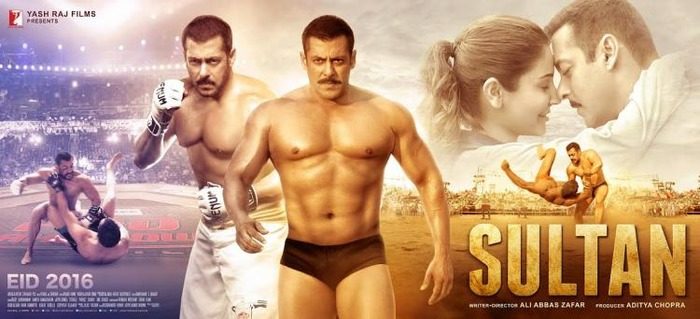 Sultan: Movie Review: A Simple Plot With Captivating Efforts By Salman Khan