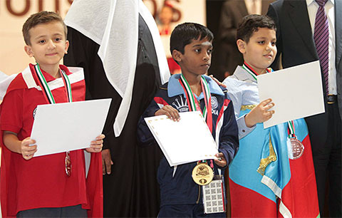 Chennai Boy Becomes The World's Youngest International Chess Master