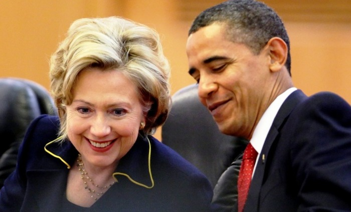 US President Barack Obama Lends Support To Hillary Clinton In The Race To The White House!