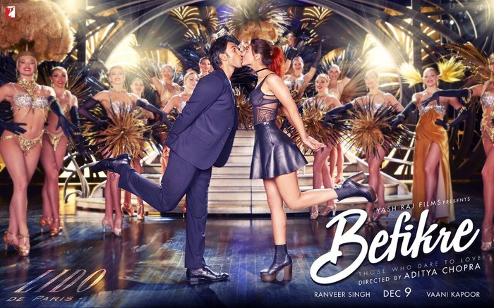 Check Out The Brand New Poster Of 'Befikre' That Will Make You Go 'Awww'!