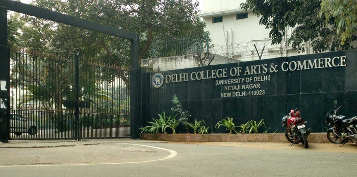 Itimes DU Diaries: Insider View Of Delhi College Of Arts And Commerce