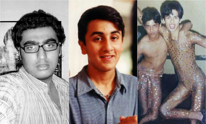 15 Teenage Pictures Of Bollywood Celebrities They'd Want To Delete From Their Memories!