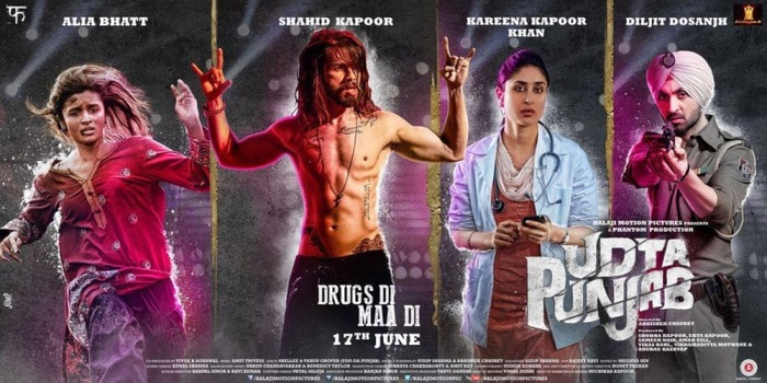 A Sigh Of Relief For Udta Punjab: High Court Clears The Movie With Just One Cut
