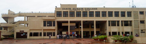 Itimes DU Diaries: A 300 Year Old Legacy, Zakir Husain College