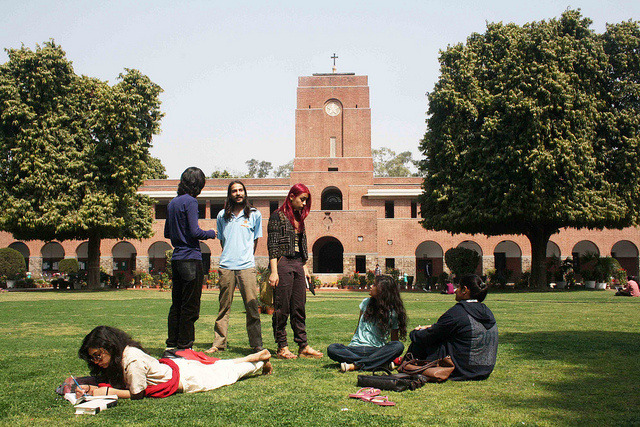 Itimes DU Diaries: The Glory Of St. Stephen's College