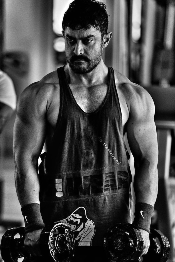 Yay Or Nay: Aamir Khan's 'Dangal' Look Is Finally Out