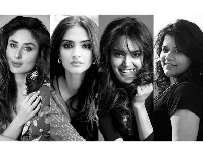 Kareena, Sonam, Swara And Shikha Come Together For 'Veere Di Wedding'