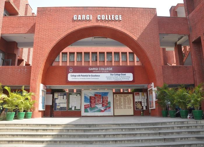 Itimes DU Diaries: Gargi College - A Cultural Paradise