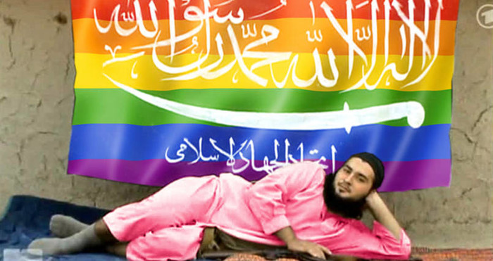 Someone Hacked ISIS's Twitter Account & Made IT As Fabulously Gay As Possible