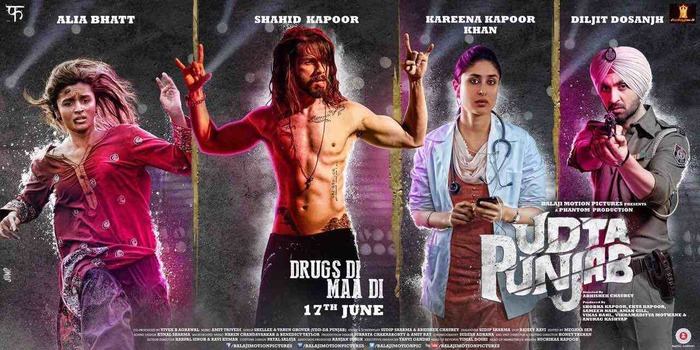 Udta Punjab: Movie Review: A Trippy Movie That Reveals The Bitter Truth In An Unbelievable Way