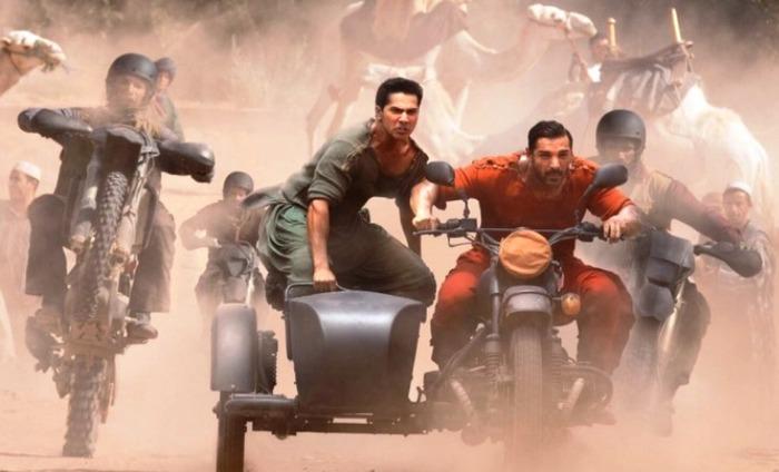 John Abraham And Varun Dhawan Deny Similarities Between 'Dhoom' And 'Dishoom'