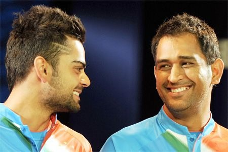 Is Virat Kohli Ready To Replace The Most Successful Skipper, MS Dhoni?