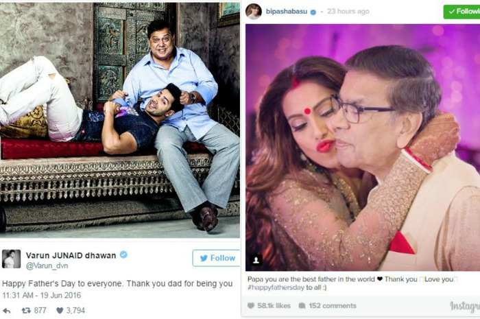 Cuteness Alert! Heartwarming Messages By B-Towners On Father's Day