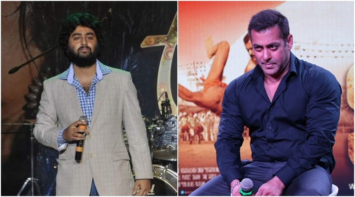 Salman Khan Finally Speaks Up About Arijit Singh, Here's What The Actor Has To Say