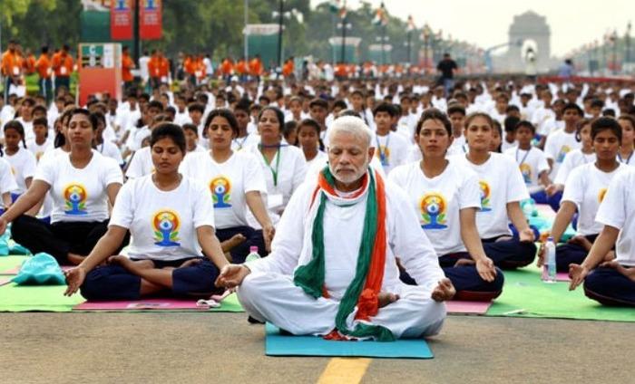 191 Countries To Celebrate International Yoga Day: Sushma Swaraj