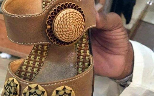 Hindus Launch Massive Protest After 'Om' Inscribed Shoes Sold In Pakistan