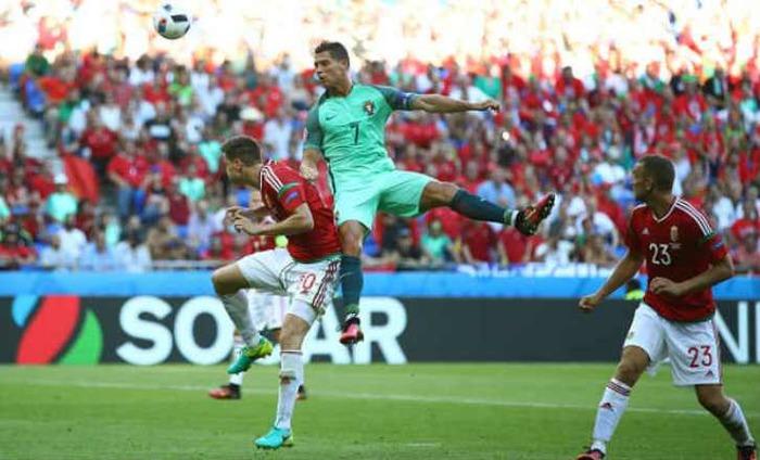 Ronaldo Sends Portugal To Euro Pre-Quarters