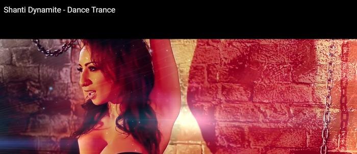 Shanti Dynamite Looks Smoking Hot In Dance Trance Music Video !